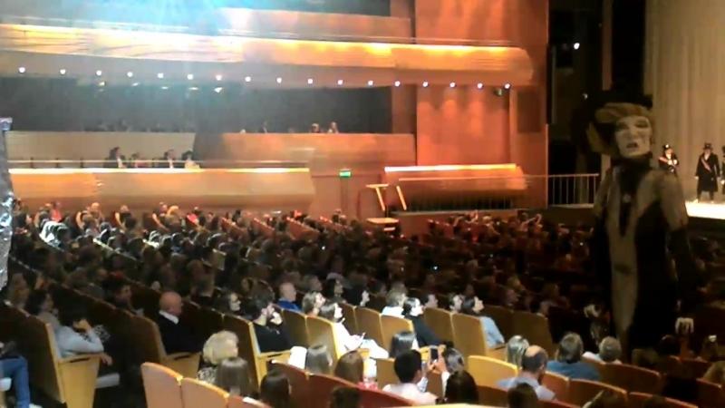 Севильский цирюльник в Мариинском театре смотреть онлайн без регистрации
