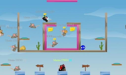 Приложения - Мышиные бега. Наперегонки с друзьями! венгерский гуляш рецепт