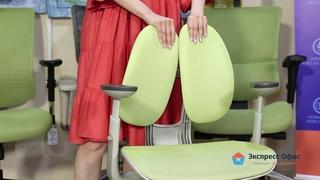 Обзор детского ортопедического кресла Kids Mesh ai-50 для правильного развития позвоночника