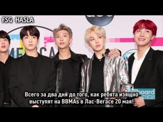 [Rus Sub] BTS V Shares New Song 'Singularity' Ahead of