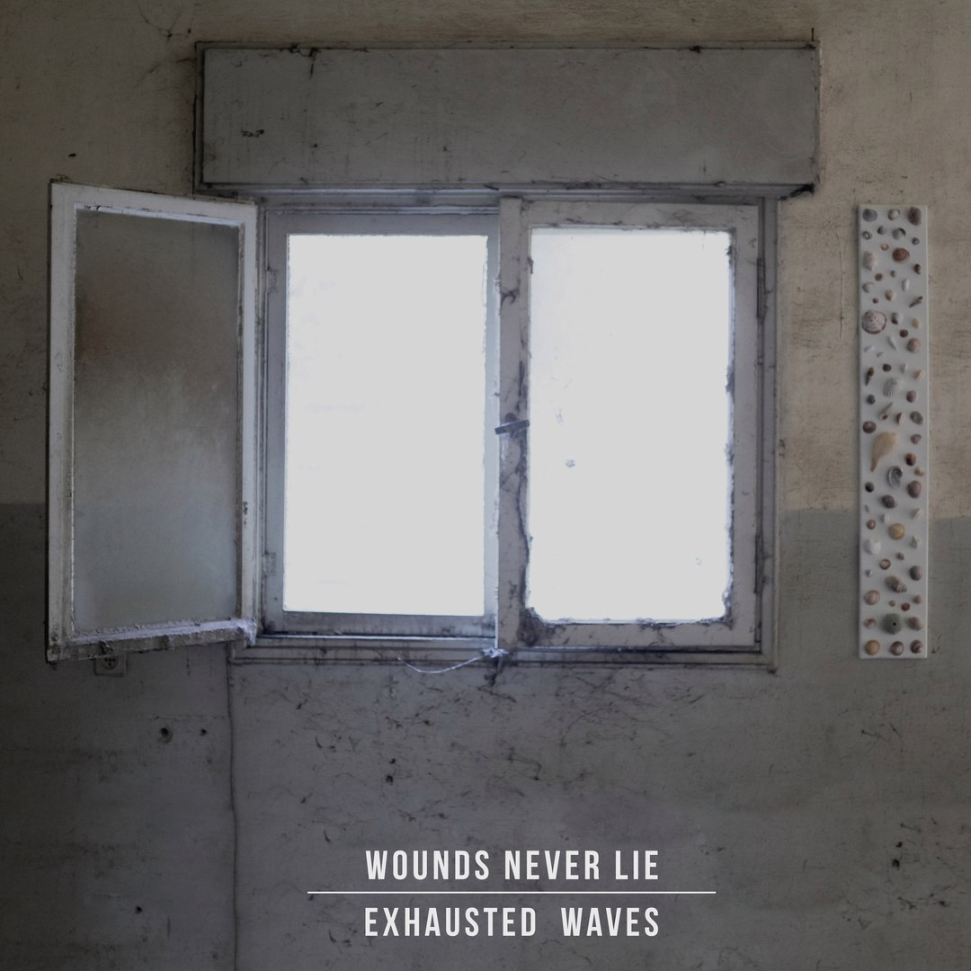 Wounds Never Lie - Exhausted Waves (EP) (2016)