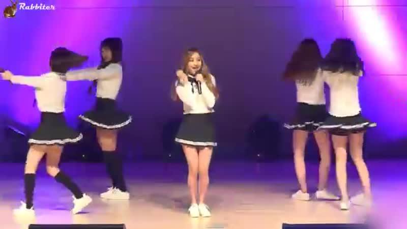 Кореянки Tren-D танцуют под русскую народную 'Виновата ли я' - 4inovnik Remix.mp4
