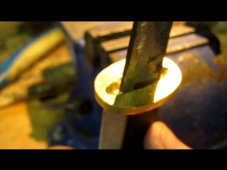 Special Attaching Procedure for Front Bolster in puukko knife making