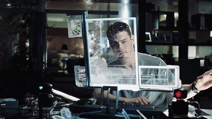 Особое мнение 2002 HD 1080 фантастика боевик триллер детектив В ролях: Том Круз