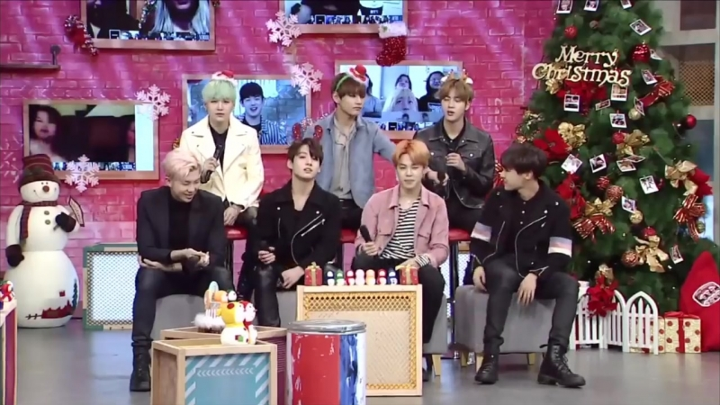 [151222] BTS Jhope Jungkook Dancing to EXID Hot Pink Twice Ooh ahh at ASC Ep. 191.mp4
