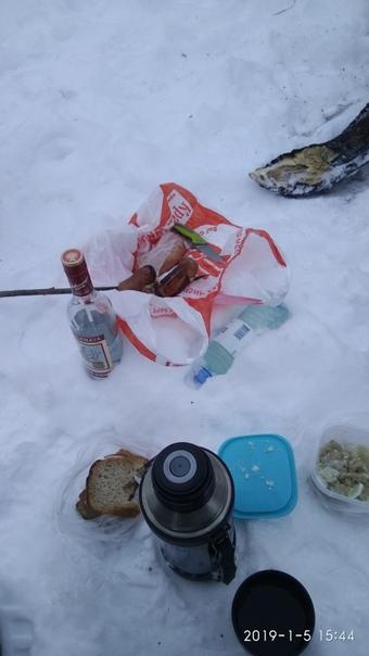 отлично отдохнули и хорошо провели время, приятной компанией) рыбы нет, но вы держитесь)