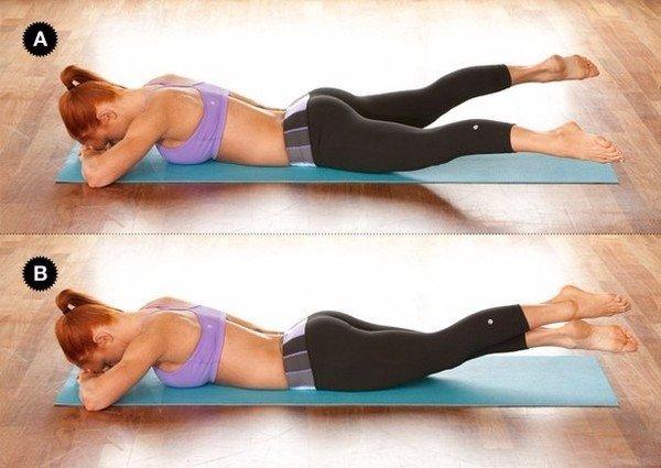 Վարժություններ գեղեցիկ մարմին ունենալու համար (լուսանկարներ)