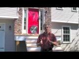 Герметичность утеплителей эковата и стекловолокна на примере 2-х домов