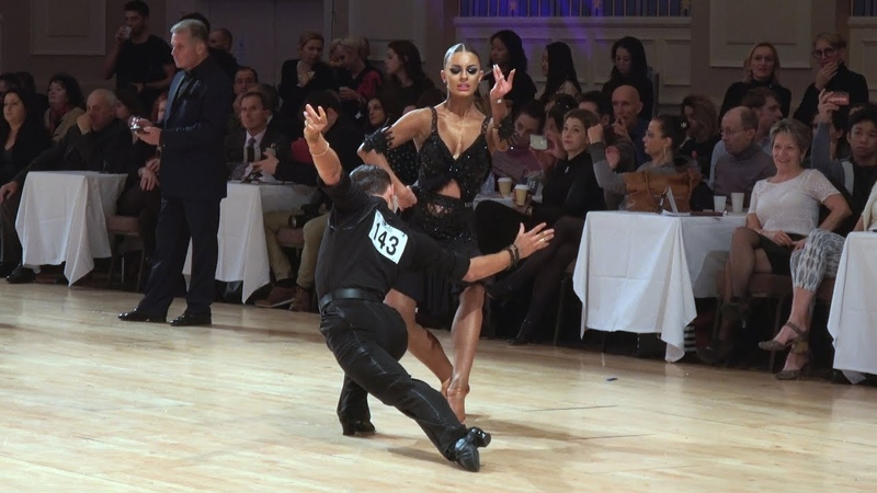 Petur Gunnarsson Polina Oddr (ISL) - Disney 2018 - Amateur Latin | R3 Rumba