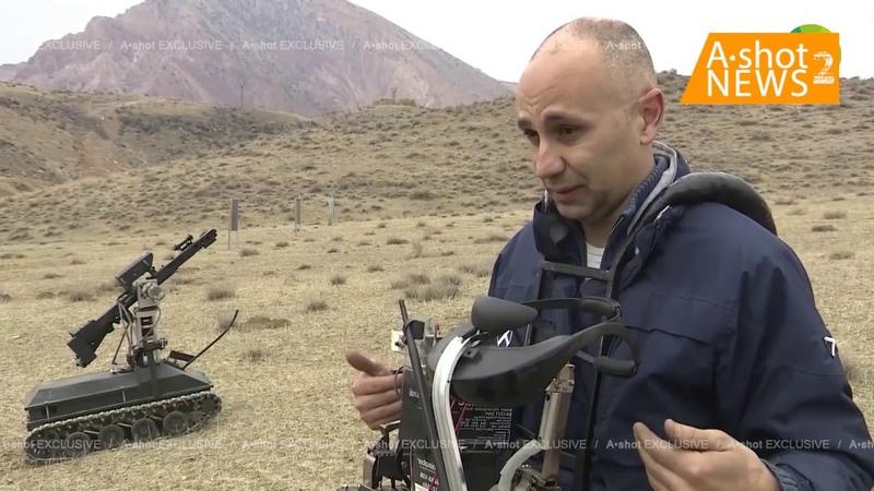 Армяне до смерти рассмешили Азербайджанскую армию
