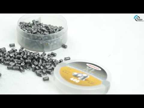 Пули Люман Energetic Pellets XL 0.85г 4.5мм 400шт