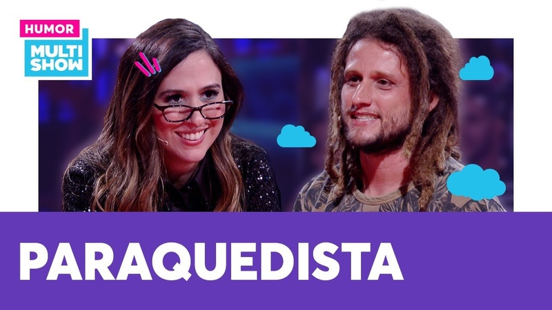 Paraquedista   Entrevista com Especialista   Lady Night   Nova Temporada   Humor Multishow