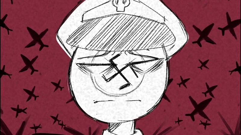 Ill Be Good | Countryhumans Third Reich | Short Animatic *read description *