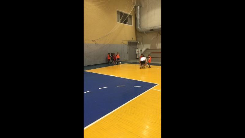 Тренировка ФШ Юниор Ледовый дворец Витязь дети 4-5 лет