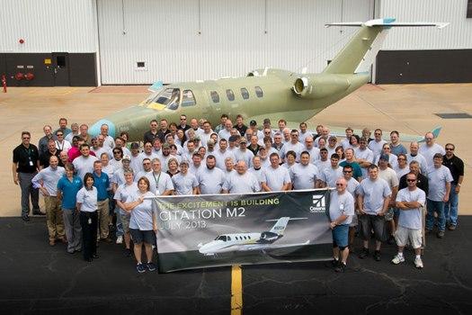Долгожданный М2 выкатили   1 августа 2013 года с завода в Индепенденсе сошел с конвейера первый серийный легкий...
