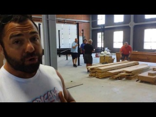 [My1Wrestling.ru] Behind the scenes tour of Battle Arts Academy in Mississauga with WWE Superstar Santino Marella