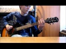 Linkin Park - Figure.09 (Pasha Yasinskiy guitar cover)
