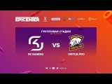 Virtus.pro G2A vs SK - EPICENTER 2017 Grand Final - map1 - de_mirage