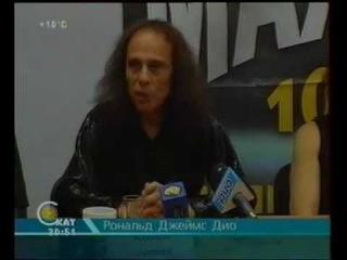 Ронни Джеймс Дио в Самаре.avi