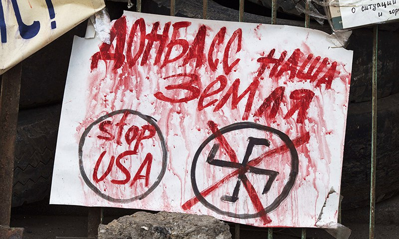 Между Зеленским и Порошенко: Судьбу Донбасса решит Америка, а не Москва