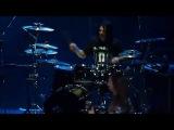 Mike Mangini [drum cam] - Jaws of Life (John Petrucci) - 10/12/2012 - Sao Paulo, Brazil