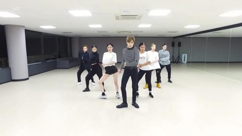 TAEMIN 태민 MOVE Dance Practice Mirored