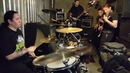 Defleshed and Gutted - Baptized in Bile 2k17 rehearsal