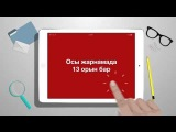 Создание рекламных анимационных роликов в Казахстане