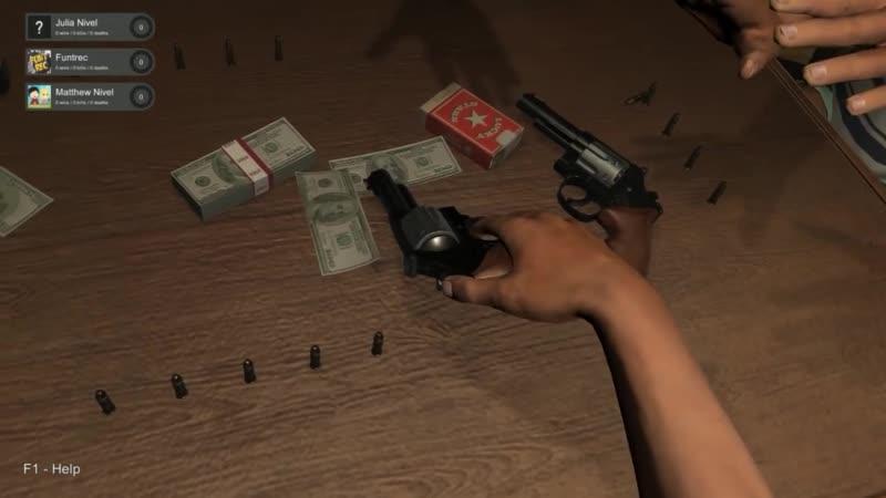 РУССКАЯ РУЛЕТКА - Hand Simulator (Симулятор руки)
