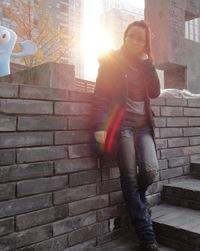 Lily Yang, 6 декабря 1993, Красноярск, id228115034