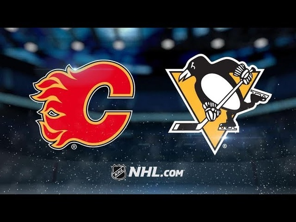 Calgary Flames vs Pittsburgh Penguins   Feb.16, 2019   Game Highlights   NHL 2018/19   Обзор матча