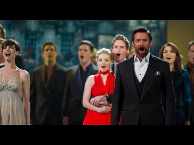 85 я церемония вручения премии Оскар 2013 Отверженные film 724758