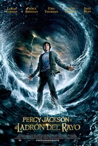 Percy Jackson y el Ladr�n del Rayo HD (2010) - Latino