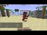 Minecraft galaxy PvP Vs TimTaller ЖИВОЧНИК !!