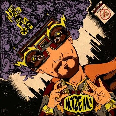 Noize MC – Неразбериха (Explicit Version / Без Цензуры) (2013) (256 кбит)
