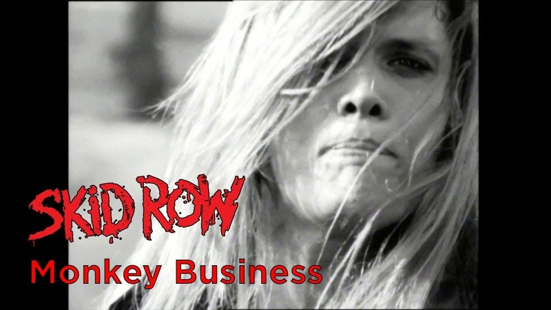 Skid Row Monkey Business Official Music Video
