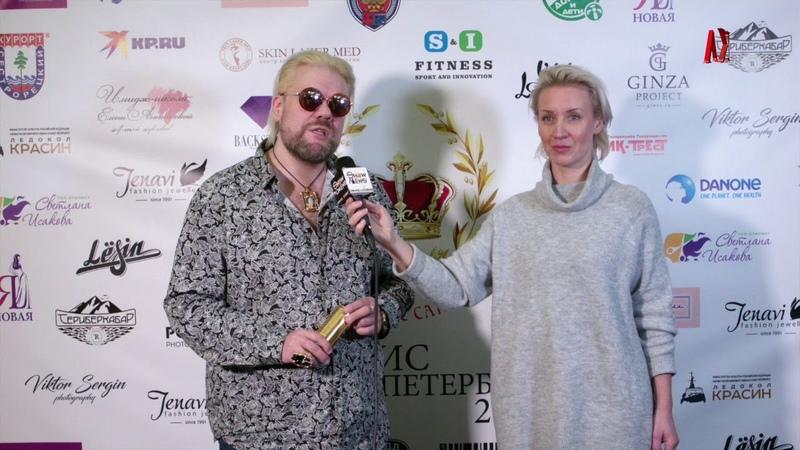 Showwomens, миссис Санкт Петербург, Юлия Грознова, радиоведущая, FM78 RU, Роман Голденберг