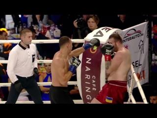 Roman Kryklia vs Tsotne Rogava