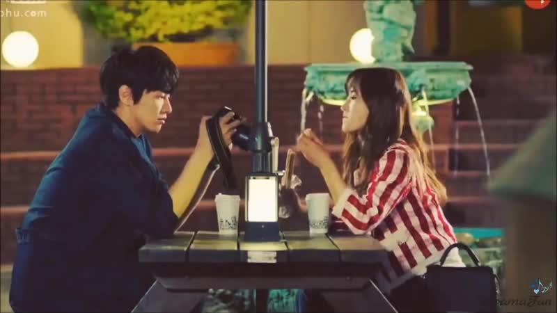 Kang Tae Ho and Go Ho bi dakika