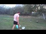 Ice Bucket Challenge Полтава 13.09.14 Ражик Сергей