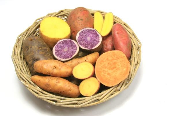 Цветной картофель: обзор сортов. Цветной картофель! «Возможно ли», спросите вы. Отвечаем - возможно! И в нашей статье речь пойдёт про тот самый картофель. Расскажем про его классификацию, дадим