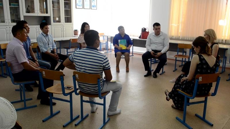 школа молодежной политики 2018г в Тарановском районе