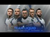Team Liquid Player Intro - The International 2017 Champion Dota 2