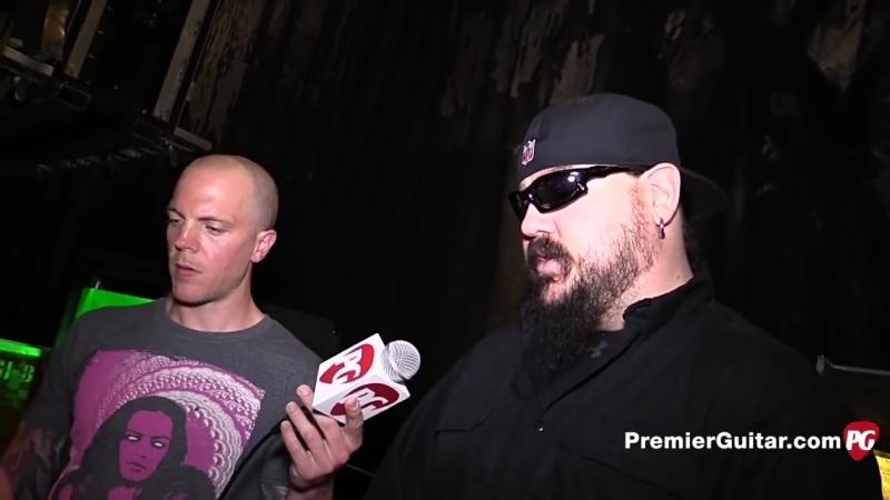 Rig Rundown интервью с Миком Томсоном Mick Thomson из Slipknot ExpMus смотреть онлайн без регистрации