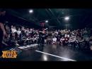 What The Flock vol.4 ¦ Hip-Hop 2x2 FINAL - Leto Irina vs Maximus Ego