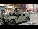 Dan Vojske Srbije - Održana parada u Pančevu po prvi put