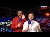 Сергей Лазарев и Филипп Киркоров. Прямое включение из Тель-Авива после финала Евровидения 2019