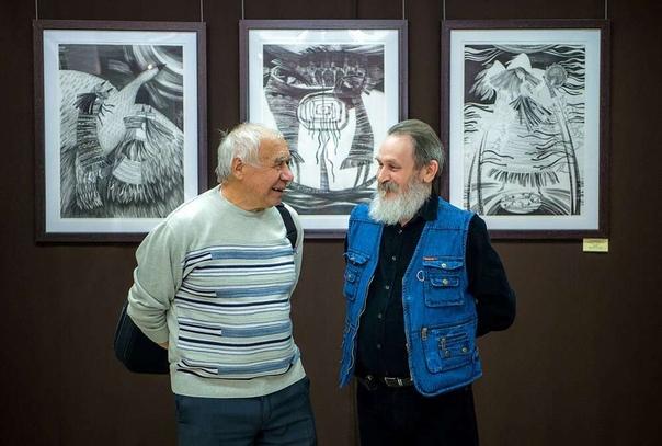 В Картинной галерее открылась выставка Иркутского отделения Союза художников России