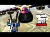 GTA 5: Online - Cargo Plane Stunts / Funny Moments | 3rd June 2014