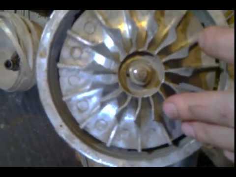 турбина на ремне для BMW из мазовской
